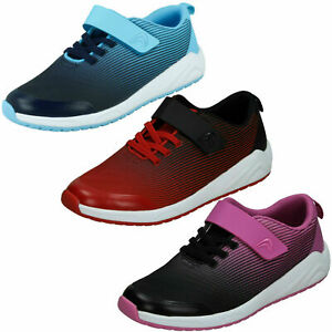 Clarks Childrens Trainers 'Aeon Pace