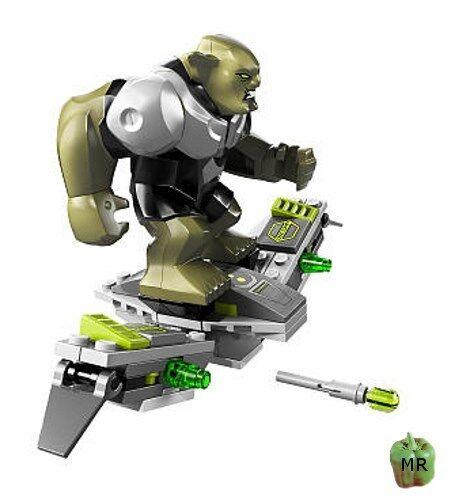 Lego 76016-SUPER HEROES-Ultimate vert Goblin avec planeur-Mini  Figure  produit de qualité