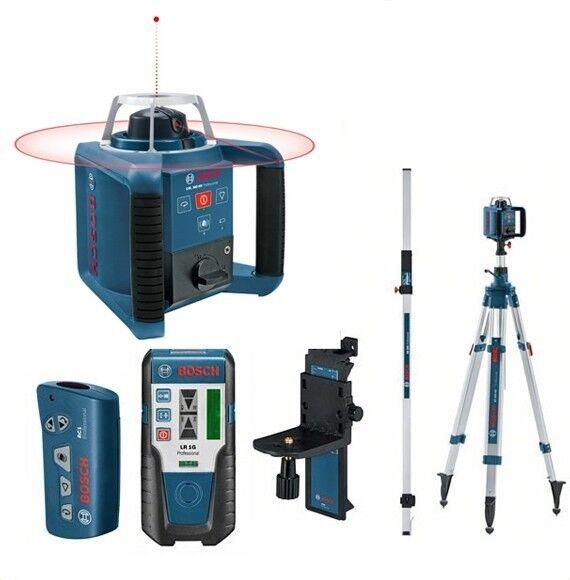 Bosch Grl 300hv redary Laser Level redation Lasers