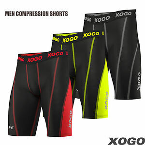 Mens-Compression-Shorts-Briefs-Skin-Tights-Gym-Base-Layer-Under-Pants-Sport-Wear