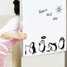 11140 Schriftzug stop essen Kühlschrank Aufkleber abnehmen Küche Sticker food