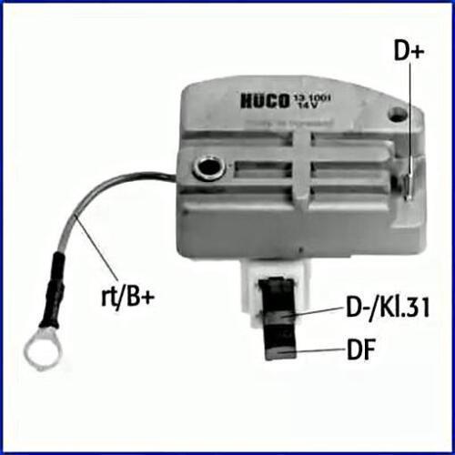 HÜCO Lichtmaschine Generatorregler 14V 173701010 21033701500 21053701010