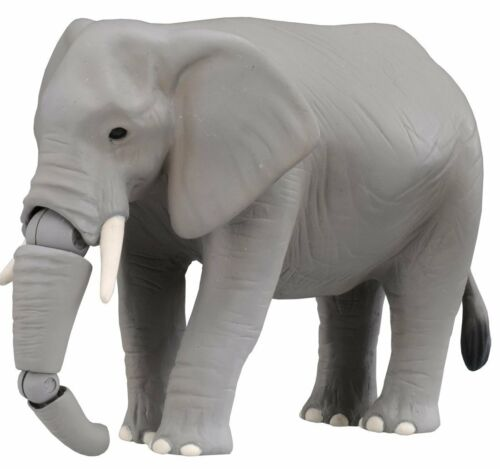 Tomica Tomy AS-02 Ania Elephant Animal Action Figure from JAPAN  f;s