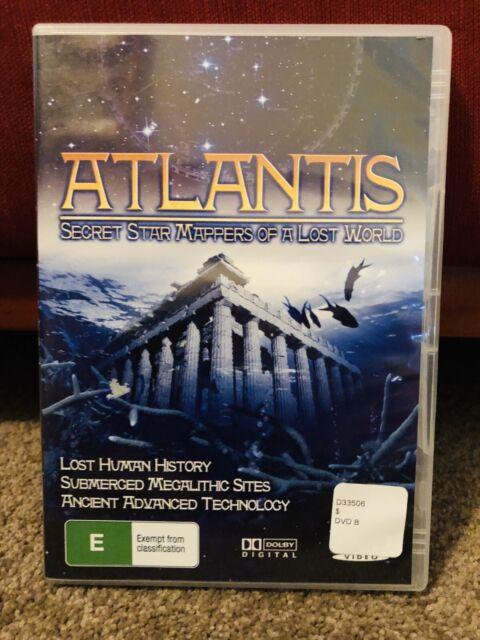 Atlantis - Secret Star Mappers of a Lost World - DVD