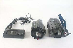 Sony CCD-TRV70 and CCD-TR400 Camcorder Video Camera 1x AC-V35 power adapter