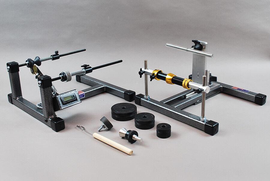 Cocherete Enrollador II + súper Spooler + Contador de línea + Kit De Adaptador De Cocherete De Spinning
