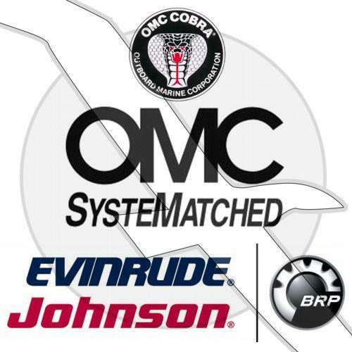 Johnson Evinrude Outboard /& OMC Sterndrive Motor Washer 0306407 306407