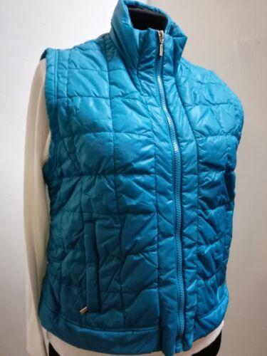 100 up Hs Rv Gonna vest tasche turchese 30 G lingerie Gina 2 nylon zip con q1EPU5
