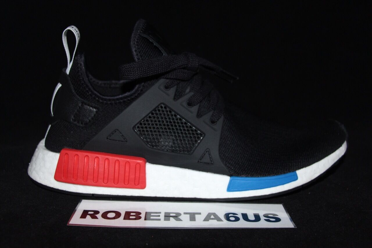 Adidas uomini nmd rt primeknit pk og nero blu, rosso by1909 by1909 rosso dc9fc7