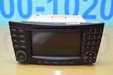 07-09 W219 MB CLS550 CLS63 AMG NAVIGATION RADIO HEAD DISPLAY UNIT 2118203497
