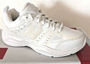 NEW-BALANCE-WX409PS2-Women-039-s-Crosstrainers-White-NWD