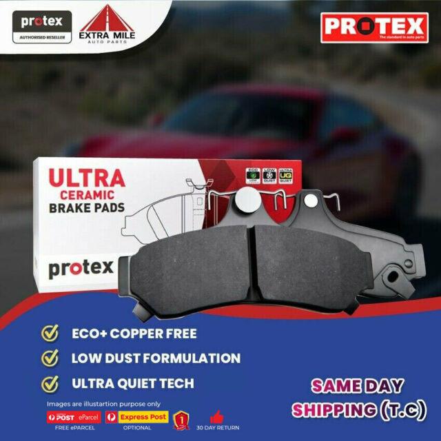 Ceramic Brake Pad Set Front For Toyota MR 2 2.0 Turbo (SW20) Ptl 89-99