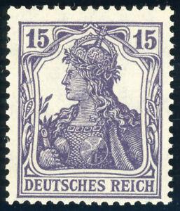 DR-1917-MiNr-101-c-tadellos-postfrisch-gepr-Dr-Oechsner-Mi-250