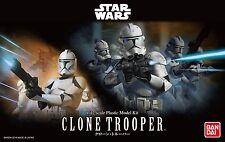 Star Wars Model kit 1/12 Clone Trooper Bandai Japan NEW ***