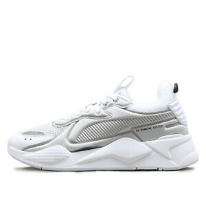 Details about PUMA RS-X Softcase Athletic Shoes Sneakers Trainers White  369819 02 Sz4-12