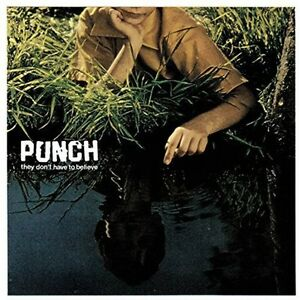 Punch-They-Don-039-t-Have-to-Believe-New-Vinyl-LP