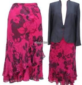 Jacques-Vert-Slate-Pigment-Pink-Range-Jacket-and-Skirt-Sizes-10-amp-20