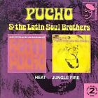Heat!/Jungle Fire! by Pucho & His Latin Soul Brothers (CD, Nov-1992, BGP (Beat Goes Public))