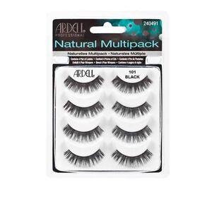 ARDELL-Natural-Multipack-False-Eyelashes-4-Pairs-Black-101-DEMI-black-240102