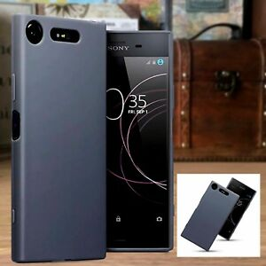 Sony-Xperia-XZ1-Urban-Case-Enhanced-Displacement-Composite-Material-Grey-Mobstar
