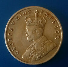 ✔✔8 ANNA 1920 British India Coin Rare ✔✔ George V King Emperor✔Check Description