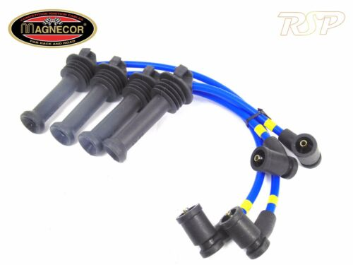 Magnecor 8mm Ignition HT Leads Cable Set Fiesta Ti-VCT Focus 1.4 1.6 FXDB//D