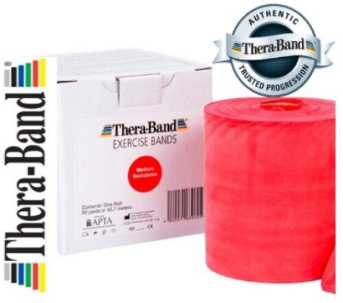 THERABAND Physio Reha rot Fitness Grundpreis 3,8 €//m 2m