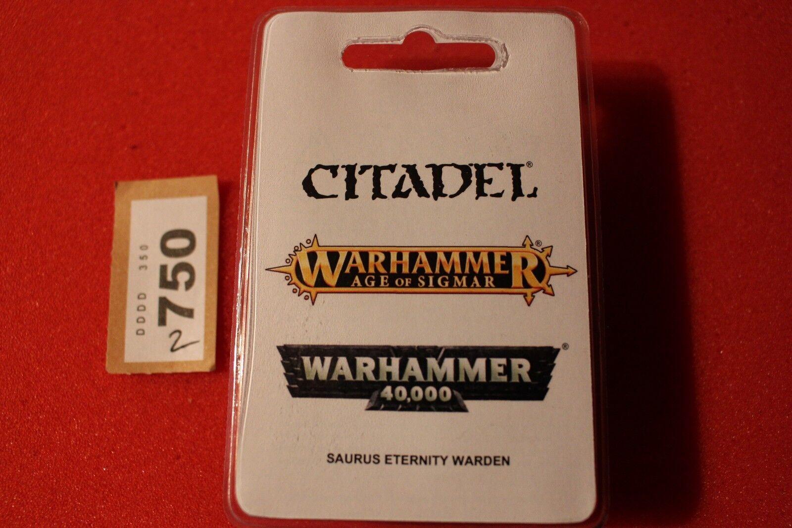 Games Workshop Warhammer Lizardmen Chakax the Eternity Warden BNIB New Lizardman