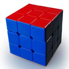 US 42mm Mini 3x3x3 Cube Puzzle ,Dayan Zhanchi Tiny Stickerless Speed Black Gift