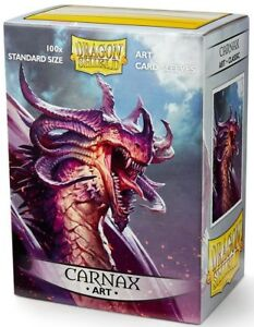 Carnax Dragon Shield Sleeves Protectors Standard Size MTG 100ct ART CLASSIC