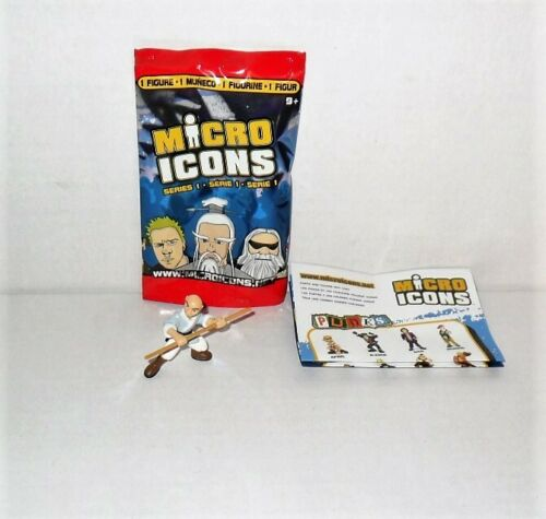 Micro Icons Series 1 Kung Fu Masters loose seul chiffre William