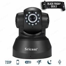 Wifi IP  HD 720P Camara Mini Onvif Two Way Audio Pan/Tilt Wireless Security