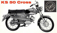 ZÜNDAPP KS 50 Cross  Ersatzteil Katalog