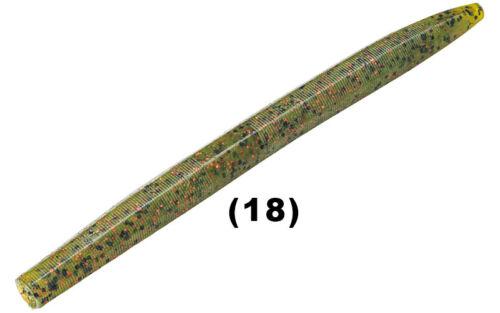 Strike King Ocho KVD Senko Style Stick Bait Any Color Any Size Soft Plastic Worm