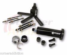 Crankcase Splitter Separator & Crank Puller Installer Tool Set w/ C-clip