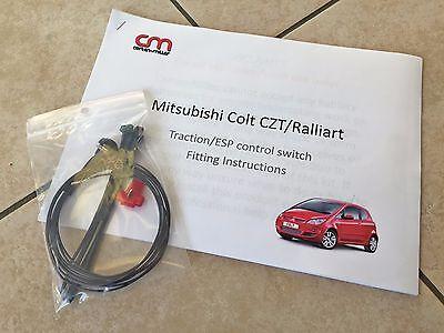Mitsubishi Colt CZT / Ralliart / CZC 1.5T Traction Control Retrofit Switch Kit