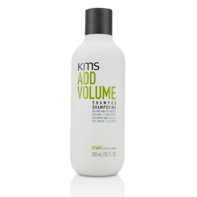 KMS California Add Volume Shampoo (Volume and Fullness) 300ml Fine Hair
