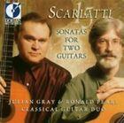 Scarlatti: 15 Sonatas for Two Guitars (CD, Jun-2001, Dorian)