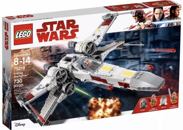 Lego Star Wars X-Wing starfighter 75218 NEUF