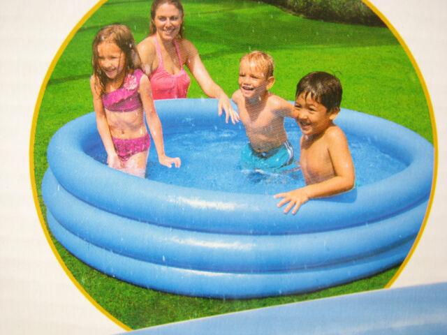 Planschbecken Babypool Pool Becken Swimmingpool ab 2 Jahre 114 x 25 cm von Intex