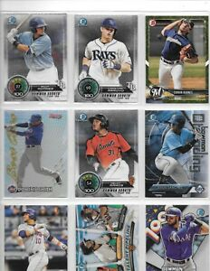 LOT-OF-600-BASEBALL-CARDS-WITH-CHRISTIAN-ARROYO-ROOKIE-amp-JUAN-GONZALEZ-ROOKIE