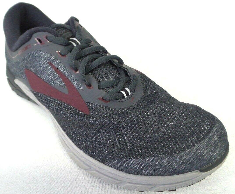 New Men's Brooks PureCadence 7 shoes - Size 9 - Grey Wine