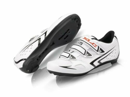XLC Road-shoes Vélo Chaussures cb-r04 Taille 47 Blanc