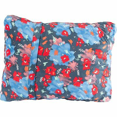 Therm-a-Rest Poler Camp Head Pillow Blue Floral/Camo One Size