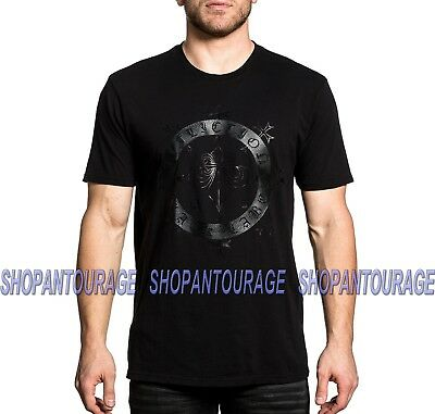 Affliction Liberty Surpentine Tee