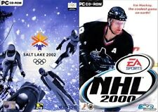 salt lake 2002 & nhl 2000   new&sealed
