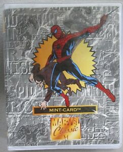 Limited-Edition-Amazing-Fantasy-15-Spider-Man-Bronze-Mint-Card-New-In-Case-COA