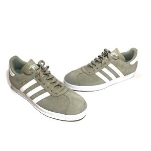 Details about Adidas Mens Gazelle II Trainers Suede Q23103 Sneaker Shoes Men's Size 10