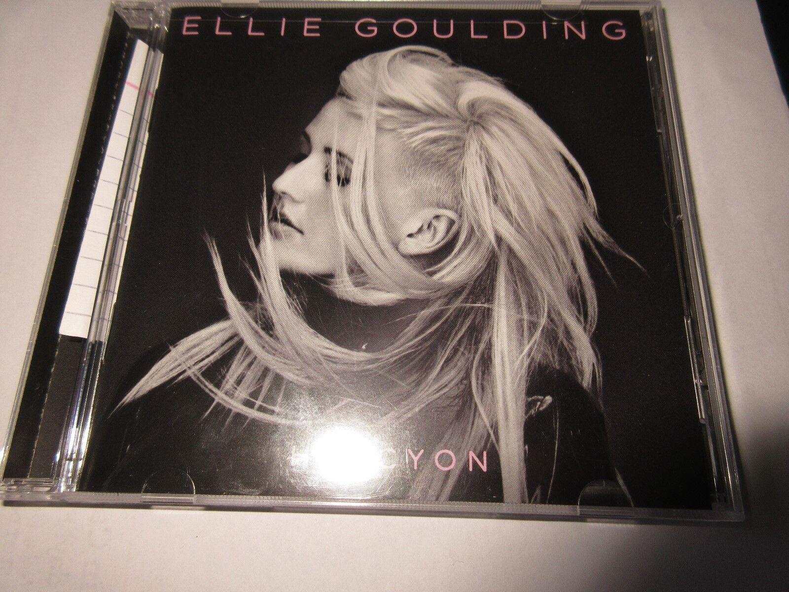 Ellie Goulding , Halcyon , 4 Bonus Tracks , CD