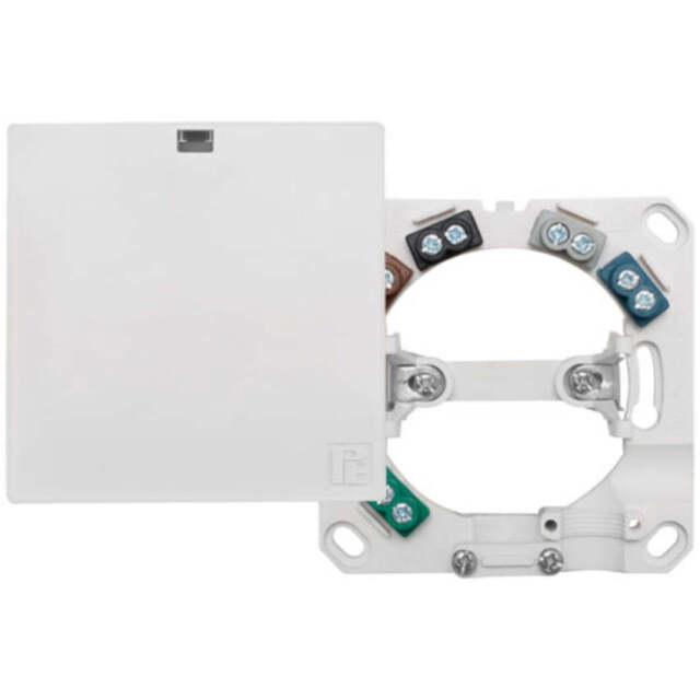 Herdanschlussdose Geräteanschlussdose UP / AP 5-polig reinweiß